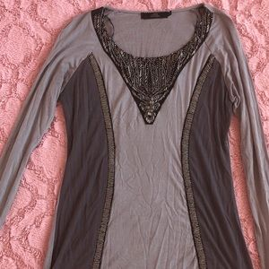 BKE boutique Long sleeve top
